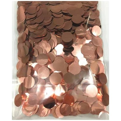 Confetti - 15g Rose Gold