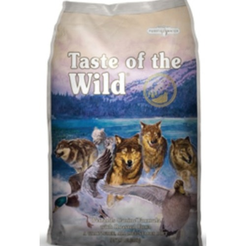 Taste Of The Wild Wetlands Wild Fowl (Duck & Chicken)- 2Kg
