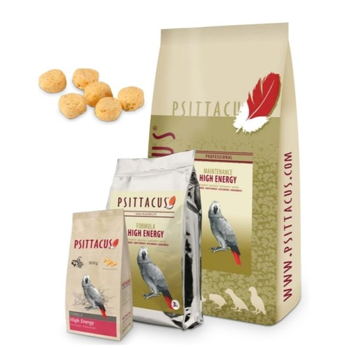 PSITTACUS High Energy Maintenance - 3KG