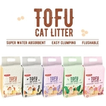 Emily Pets To Fu Cat Litter - 6L Bundle set of 6 Bags