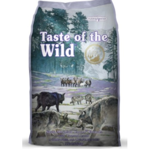 Taste Of The Wild Sierra Mountain (Roasted Lamb) 2Kg
