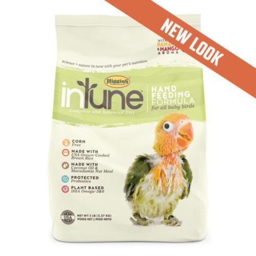 Intune Hand Feeding Formula - 283.5G