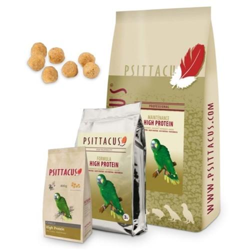 PSITTACUS High Protein maintenance - 800G