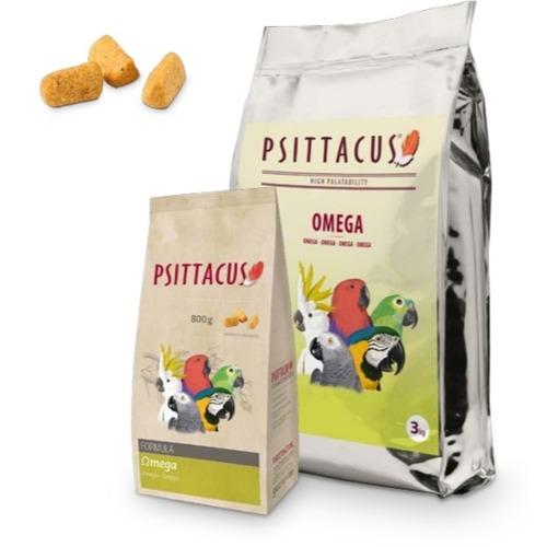 PSITTACUS Omega - 3Kg