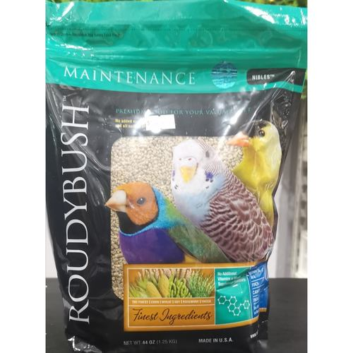 Roudybush Daily Maintenance - Nibbles 1.25KG