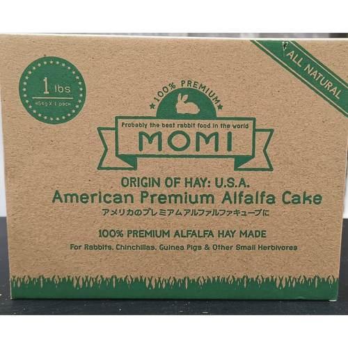 Momi Alfafa Hay Cake - 1lb
