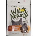 Wildly Natural Chicken Cat Treats - 71g Made in USA