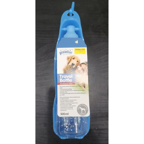 Pawise Handy Traveling Bottle - 500ml