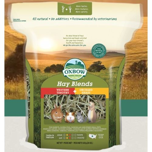 Hay Blends - Western Timothy & Orchard Grass - 1.13 KG