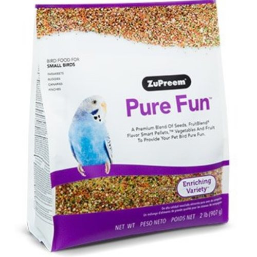 Zupreem Pure Fun - 2Lbs