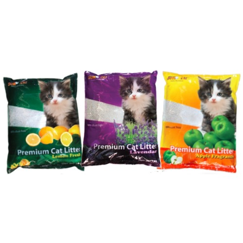 Sumo Premium Cat Litter - 10L  Bundle Set of 3 bags