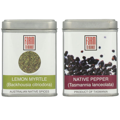 Australian Native Foods (2x30g Gift Tin)