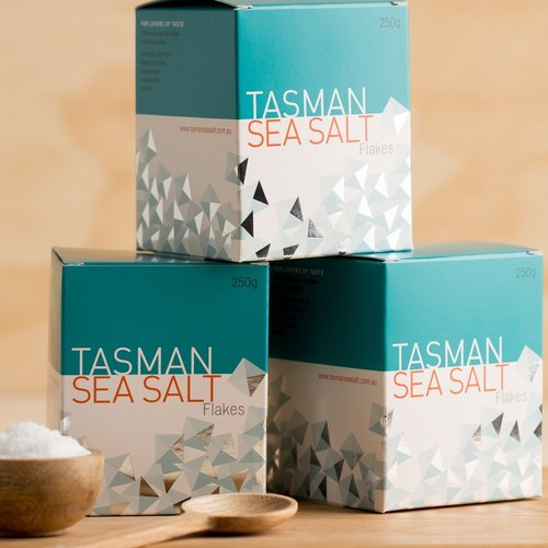 Tasman Sea Salt Flakes Box                                       (Buy 3 free 1)