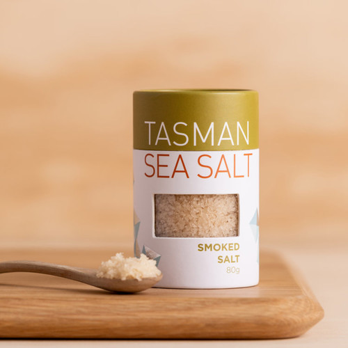 Tasman Sea Salt Smoked
