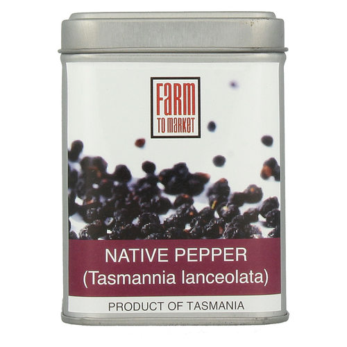 Tasmanian Pepper Berry (30g Gift Tin)