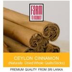 Ceylon Cinnamon Sticks Premium Bulk Bag