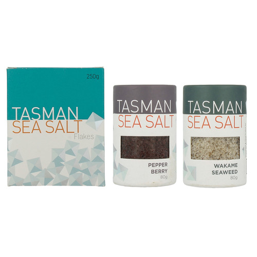 Tasman Sea Salt Gift Set