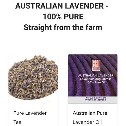 Pure Lavender Tea