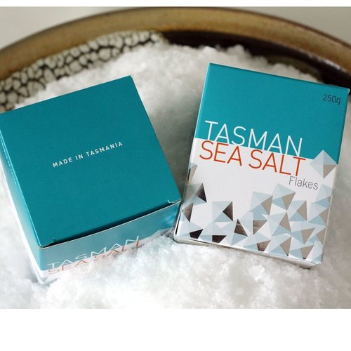 Tasman Sea Salt Flakes Box (250g)