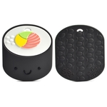 Baby Teether Whistle & Flute Sushi