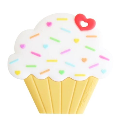 Baby Teether Cupcake