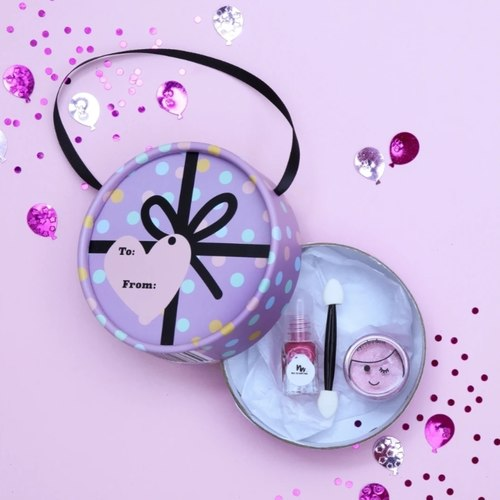LIMITED EDITION PURPLE GIFT BAUBLE