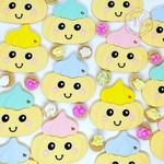 Baby Teether Gem Biscuit Mint