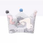 BB Baby Pillow Unicorn Grey