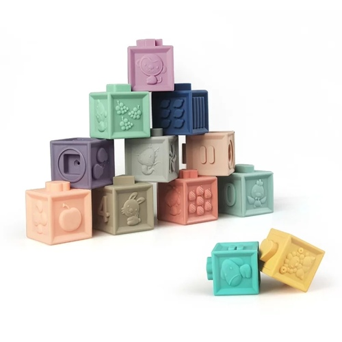 3D Silicone Blocks