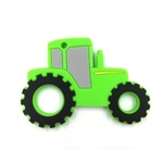 Baby Teether Tractor ( Green)