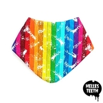 Over the Rainbow Bib