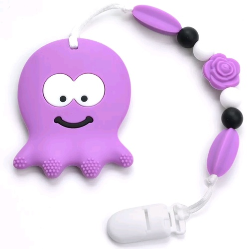 Beadsy Set Octopus (Purple)