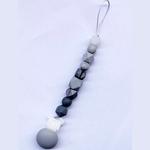 Beadsy Button Clip