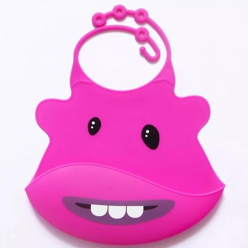 BeadsyBib Hippo
