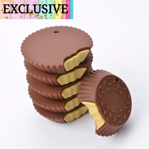 Baby Teether (Bites) Chocolate Peanut Butter Cups