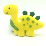Baby Teether Dino (Yellow)
