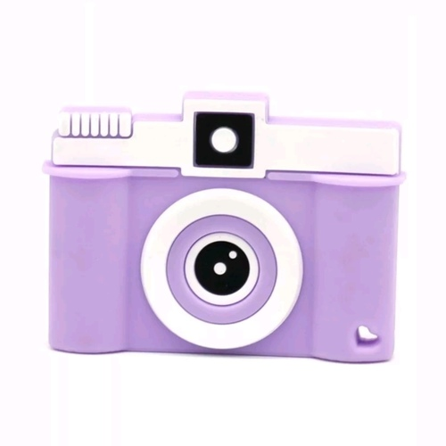 Baby Teether Camera (Purple)