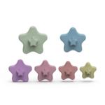 Star Silicone Stacker