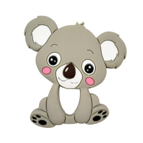 Baby Teether Koala (Gray)