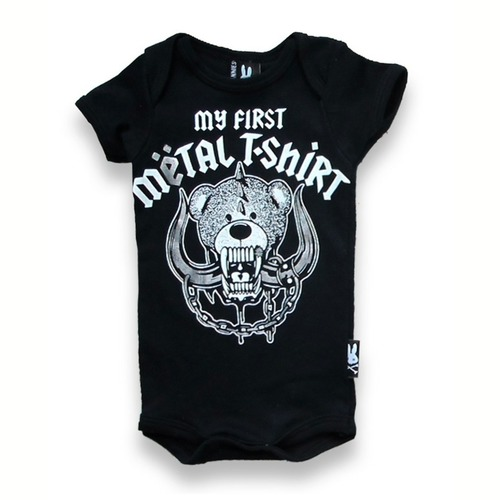My first Metal Romper