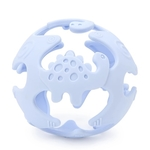 Dino Teething Ball (Blue)