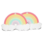 Baby Teether Rainbow