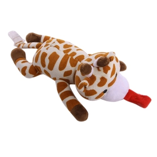 BB Huggies (Pacifier) Giraffe
