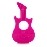 Baby Teether Guitar (Pink)
