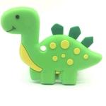 Baby Teether Dino (Green)
