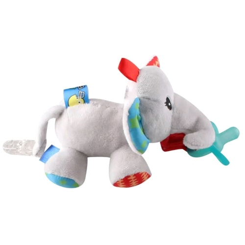 BB Huggies Pacifier Elephant