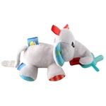 BB Huggies Pacifier Elephant