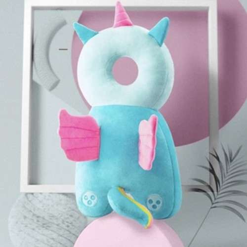 Baby Head Protector Unicorn