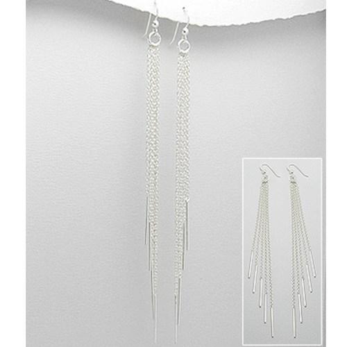 925Silver Hook Earrings