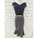Silhouette Skirt
